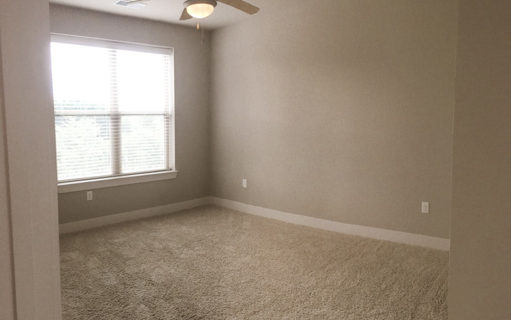 B1-2 - 1 bedroom floorplan layout with 1 bath and 702 square feet. (Bedroom)