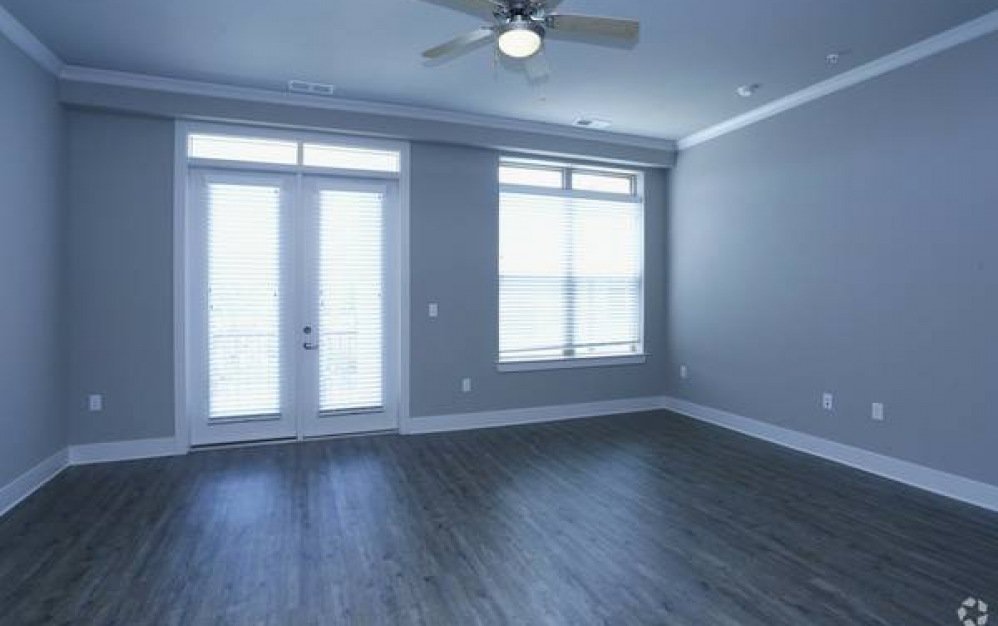 Studio Apartment at Elan City Center Apartments in Downtown Raleigh NC