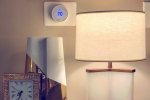 Smart home ready apartments with Nest Thermostats